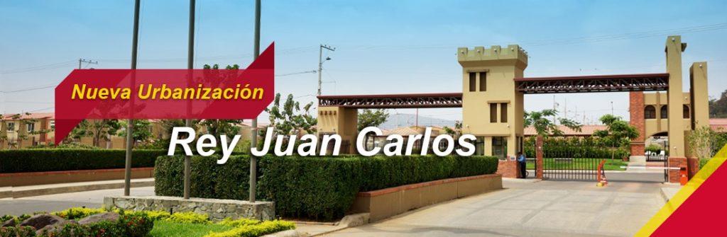 NUEVA URBANIZACIÓN: Rey Juan Carlos