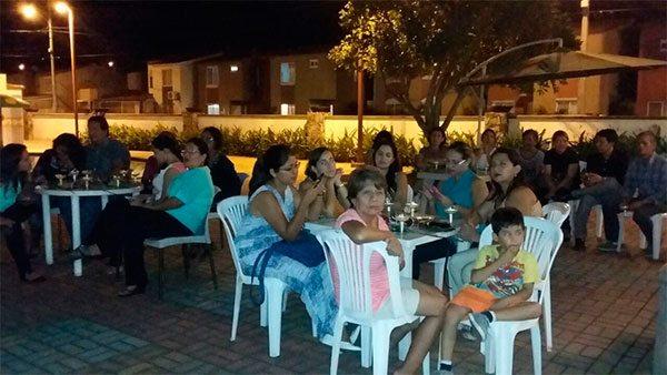 Urbanizaciones De Villa Del Rey Festejaron A Las Reinas